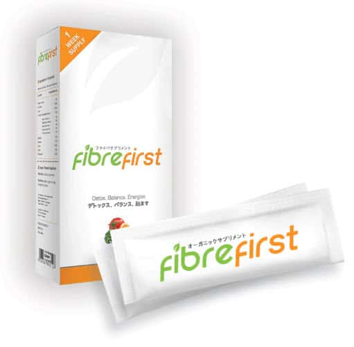 Fibre First detox weight loss drink