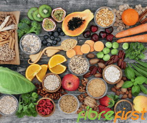 Fibre-rich food and supplements help detoxify your body.