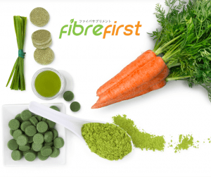 Fibrefirst contains antioxidants to help improve our health.