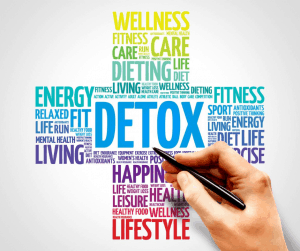 Detoxification can help keep the body healthy.
